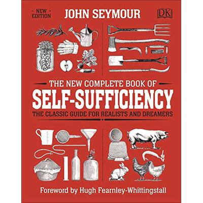 New Complete Book Of Self Sufficiency DK HB LIKE NEW 9780241352465