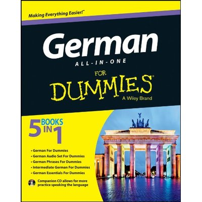 German All-in-One For Dummies: with CD