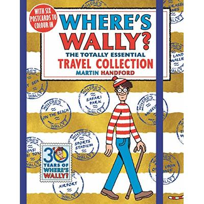 Where's Wally? The Totally Essential Travel Collection: 1