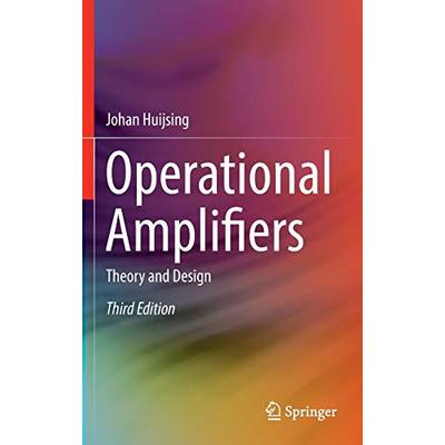 Operational Amplifiers: Theory and Design by Hui… | Book | condition very good