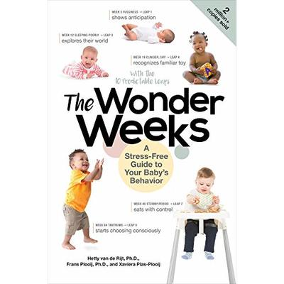 The Wonder Weeks – A Stress-Free Guide to Your Baby`s Behaviour: A Stress-Free Guide to Your Baby's Behavior
