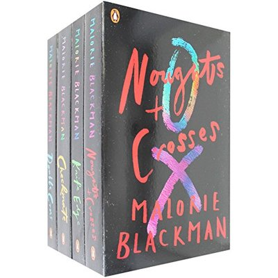 Noughts and Crosses Collection – 4 Books Malorie Blackman, Used -read once by me