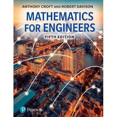 Mathematics for Engineers 5e with MyMathLab Global