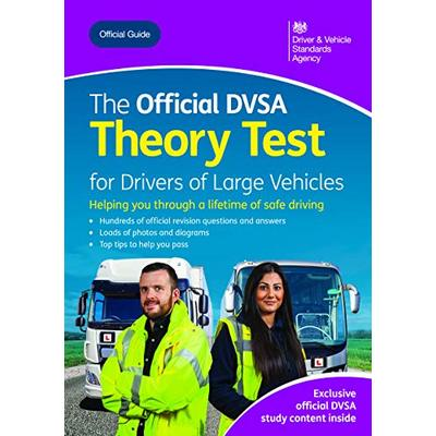 Official DVSA Theory Test for Drivers of Large Vehicles