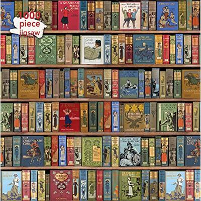 Bodleian Library: High Jinks Bookshelves Jigsaw (1000-piece jigsaws): 1000-piece Jigsaw Puzzles