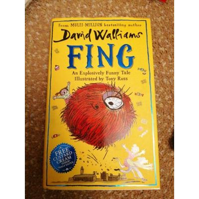 Fing by David Walliams (Hardcover, 2019)