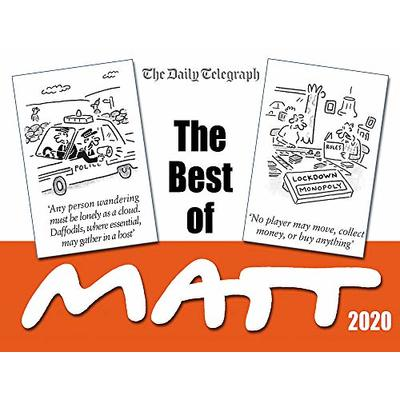 The Best of Matt 2020: The funniest and best from the Cartoonist of the Year