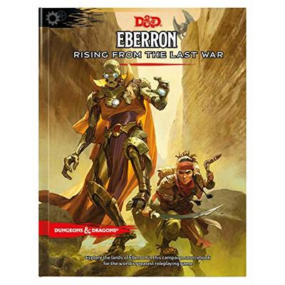 Dungeons & Dragons Eberron: Rising from the Last War