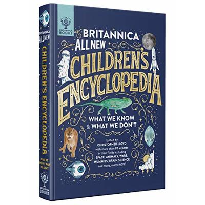 Britannica All New Children's Encyclopedia: What We Know & What We Don't: 1