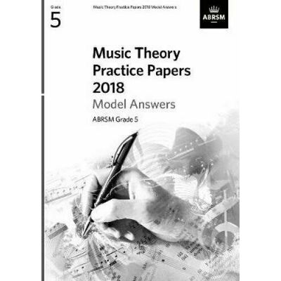 ABRSM Music Theory Past Papers 2018 Grade 5 answers