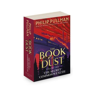 The Secret Commonwealth The Book of Dust Volume Two From Philip Pullman Paperbac