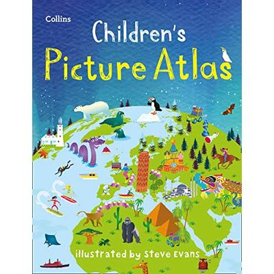 Collins Children's Picture Atlas (Collins Atlases)