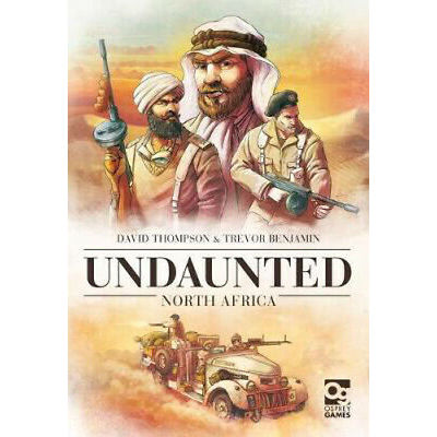 Undaunted: North Africa: A sequel to the WWII deckbuilding game
