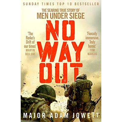 No Way Out: The Searing True Story of Men Under Siege