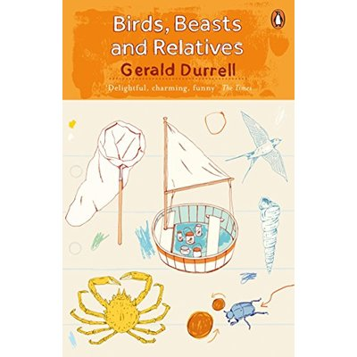 Birds, Beasts and Relatives: The Corfu Trilogy 2