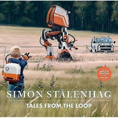Tales from the Loop, Stalenhag, Simon