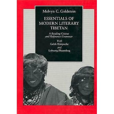 Essentials of Modern Literary Tibetan – A Reading Course & Reference G