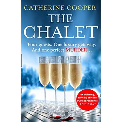 The Chalet: the most exciting new debut crime thriller of 2020 to race through this Christmas