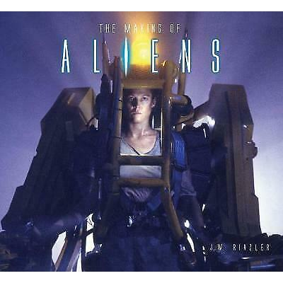 The Making of Aliens – 9781789093100