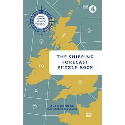 The Shipping Forecast Puzzle Book (Puzzle Books)
