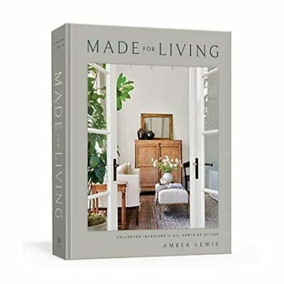 Made for Living – Hardback NEW Lewis, Amber 06/10/2020