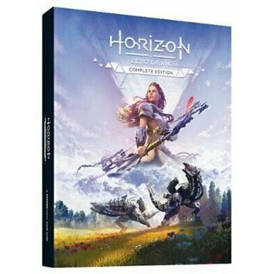 Horizon Zero Dawn Complete Edition: Official Game Guide 9783869931074