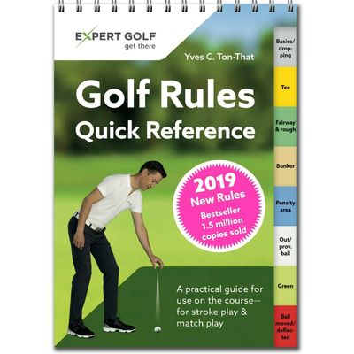 Golf Rules Quick Reference 2019 (New Rules)