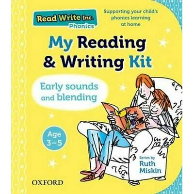 Read Write Inc.: My Reading and Writing Kit Early sounds and bl… 9780192748522