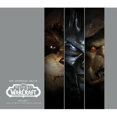 The Cinematic Art of World of Warcraft: Volume 1 by Gregory Solano 9781789092981