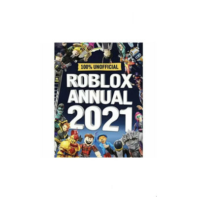 ?ROBLOX ANNUAL 2021 100% UNOFFICIAL ? STOCKING FILLER  CHRISTMAS GIFT ?