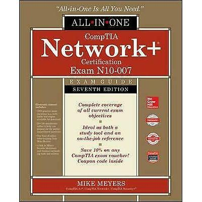 CompTIA Network+ Certification All-in-One Exam Guide, Seventh Edition (Exam N10-