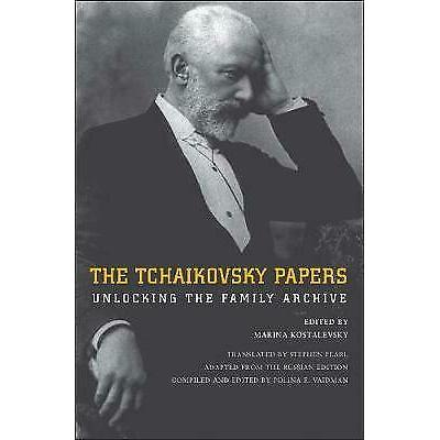 The Tchaikovsky Papers – 9780300191363