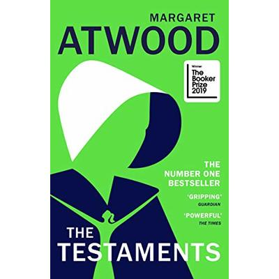 The Testaments: The Booker prize-winning sequel to The Handmaid's Tale (Gilead)